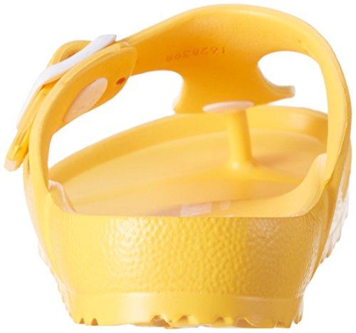 Birkenstock Gizeh Kids EVA, Tongs fille Gelb (Scuba Yellow)