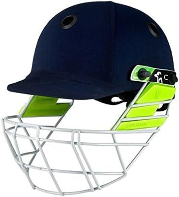 Kookaburra Pro 400casco de bateador de críquet Batsman Headwear Head Gear Cara Guardia