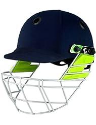 Kookaburra Pro 400casco de bateador de críquet Batsman Headwear Head Gear Cara Guardia, color multicolor, tamaño Adulto
