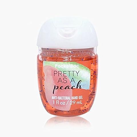 Bath & Body Works PocketBac - Pretty As A Peach - Gel anti-bactérien