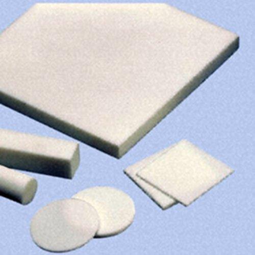 Thomafluid Glas-Keramik-Platte, Stärke: 10 mm, Abmessung: 100 x 100 mm