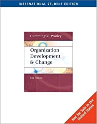 Organization Development and Change by Christopher G Worley Thomas G. Cummings (2004-05-03)