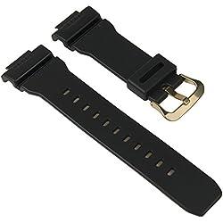 Casio Ersatzband Uhrenarmband Resin Band schwarz für G-7900RF G-7900A G-7900 10414736