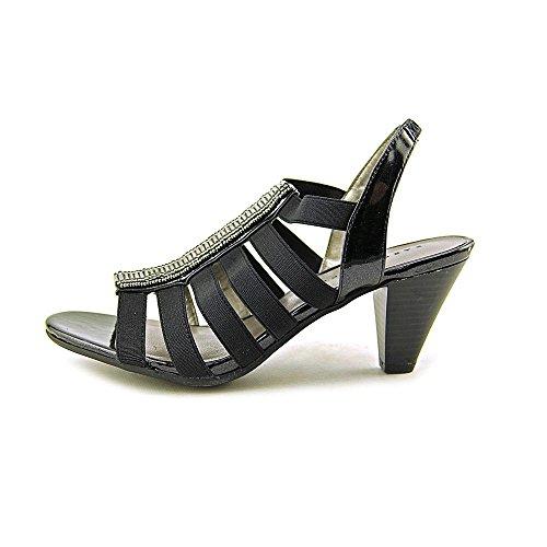 Karen Scott Niomii Synthetik Sandale Black