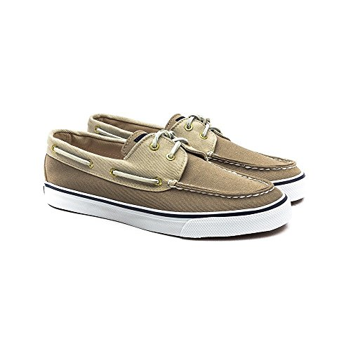 Sperry Bahama 2-eye Prints, Sneakers basses femme Taupe