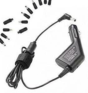 100W(1-90W Convient) Alimentation Universel - Adaptateur/Chargeur de Voiture - Allume Cigare 12V,pour ordinateur PC portable /netbook /notebook /tablette: Asus [ALL-IN-ONE PC,AsusPro,Asus Pro,Chromebook,EEE,EEE BOX,EEE BOX PC,EEE PC,EEE TOP,EeeBook ,LAMBORGHINI,PRO,TAICHI ,VivoBook,Zenbook,ZENBOOK Touch,ZOOSTORM]