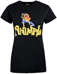 Femmes - Worn - The Muppets - T-Shirt