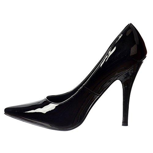 (BS12925) - NEW MENS WOMENS DRAG QUEEN CROSS DRESSER HIGH HEEL POINTY...