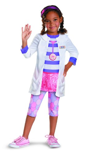 s Doc Classic Costume Child Toddler Large (4-6x) ()