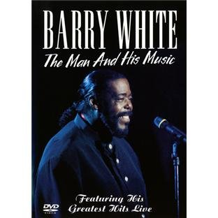 Preisvergleich Produktbild Barry White The Man And His Music,  Featuring His Greatest Hits Live [DVD] CONCERTS-KOSTENLOSE LIEFERUNG