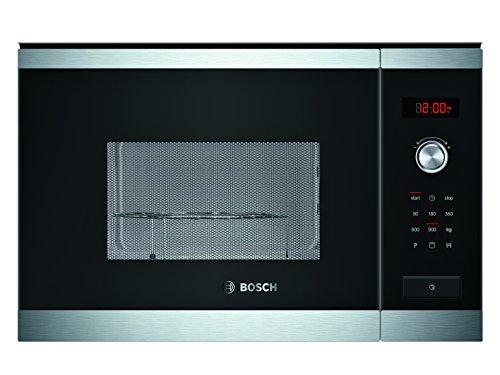 Bosch HMT84G654 - Microondas con grill para montaje empotrado, 900...