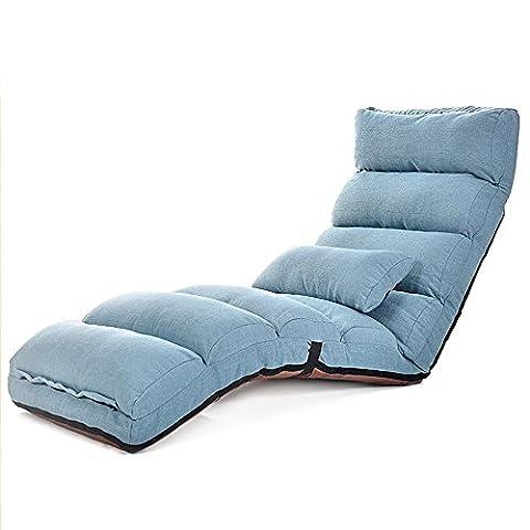 Rancross-Canapé inclinable rabattable inclinable pliable Canapé lit gigogne Salon de salon à domicile Salon chaise longue