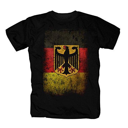 Deutschland Shirt (XXL) (Deutschland)