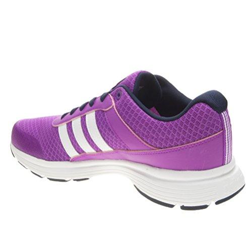 adidas Cloudfoam Vs City W, Chaussures de Sport-Basketball Femme Multicolore - Rosa / Blanco / Azul Marino (Rosdes / Ftwbla / Maruni)