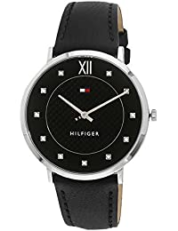 Tommy Hilfiger Analog Black Dial Women's Watch - TH1781808