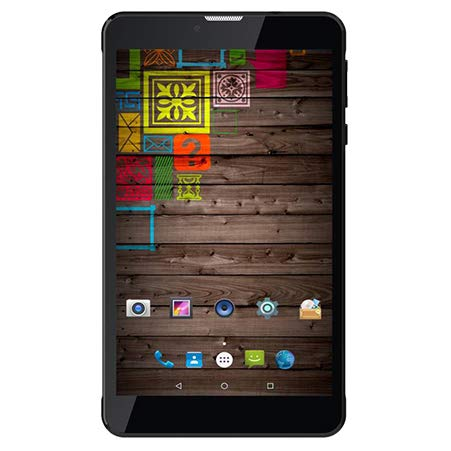 Ikall N5 Tablet (7 inch, 16GB, 4G + LTE + Voice Calling), Black