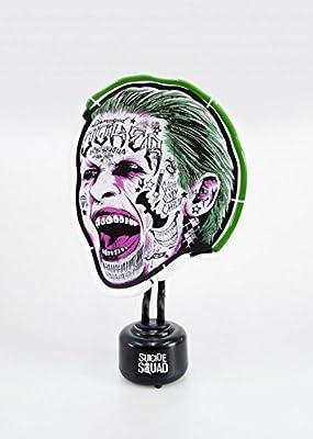 Officiel DC Comics Suicide Squad Joker Lumière Fluo Chambre Lampe Nuit Cadeau