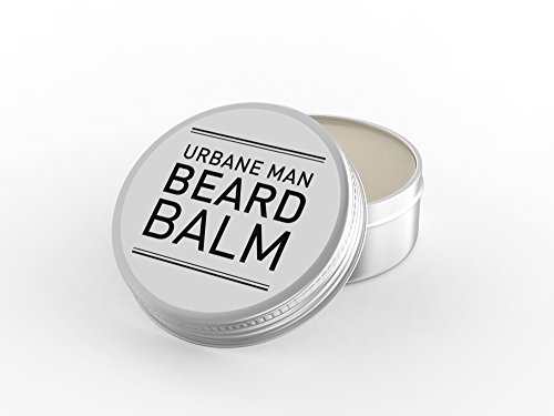 Beard Balm/Beard Conditioner Refreshes The Beard The Whole Day Long. Beard Conditioner Acts As A Beard Moisturiser and Has Texture Similar To The Consistency Of Beard Pomade. Made With Essential Oils - It Is Also The Perfect Moustache Balm, Scented - 100g Tin.