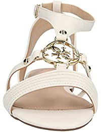 Guess Women's Partyer Heeled Sandal: Amazon.co.uk: Shoes & Bags
