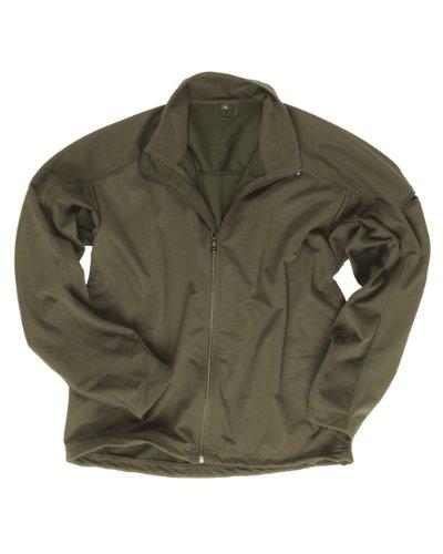 Mil-Tec Softshell Jacke Light Weight oliv Gr. XL