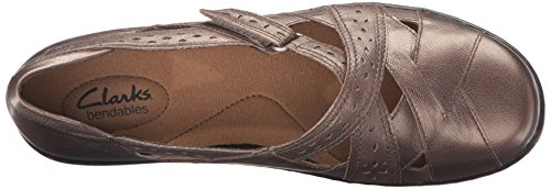 Clarks Ashland Spin Slip On Pewter