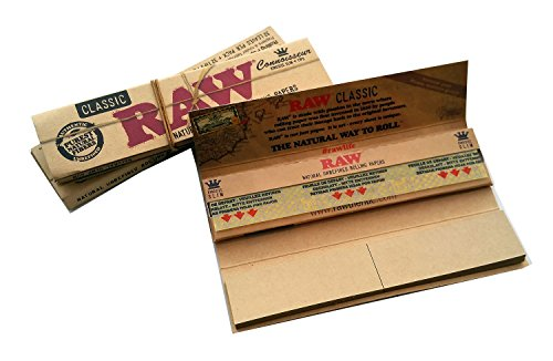 5-packs-of-raw-paper-raw-king-size-slim-rolling-papers-each-pack-contains-32-papers-and-32-filter-ti