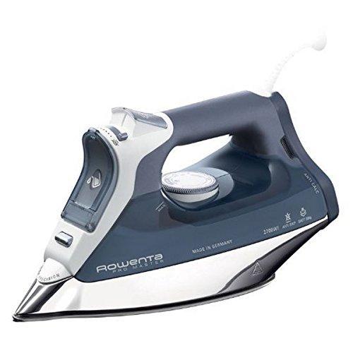 Rowenta ProMaster DW8112D1 - Plancha (2700 W, golpe de vapor 200 g/min, suela Microsteam Laser 400, sistema de autolimpieza) (Reacondicionado Certificado)