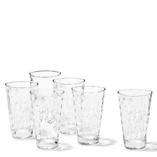 Leonardo 086709 - Set/6 Becher groß Optic