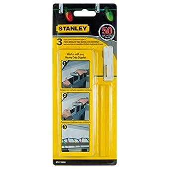Clips décoratifs réutilisables pour cloueur stanley sTHT 0–70990