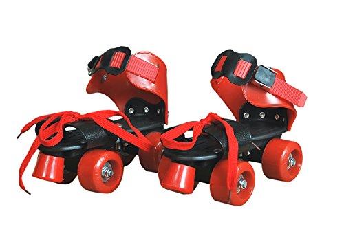 AZi Roller Skates Shoes for Kids (Multicolour)