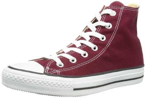 Converse Chuck Taylor All Star Core Hi, Baskets mode homme - Rouge (Bordeaux) - 53 EU