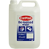 Carplan Diw005 De-Ionised Water 5Ltr