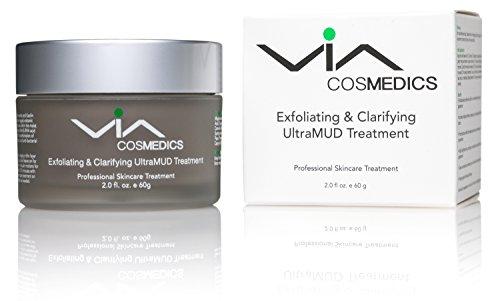ultramud | Exfoliante y aclarar Facial barro máscara | AHA/BHA Tratamiento...
