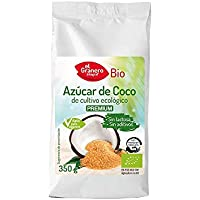 El Granero Integral Azúcar de coco premium bio ecológico vegano 350g.