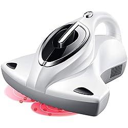 HRRH UV-Vacuum Cleaner Milben Controller, Bett tötet 99,9 Prozent der Bakterien und Milben, Staub Milbe Controller für Asthma/Allergien und Ekzeme