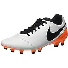 sale retailer bec66 b25fa Nike Tiempo Genio II Leather FG, Botas de fútbol para Hombre