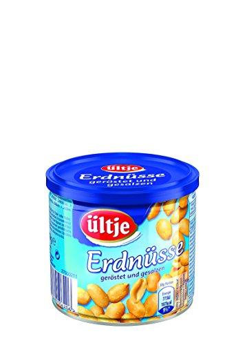 ültje Erdnüsse, geröstet und gesalzen, 8er Pack (8 x 200 g)