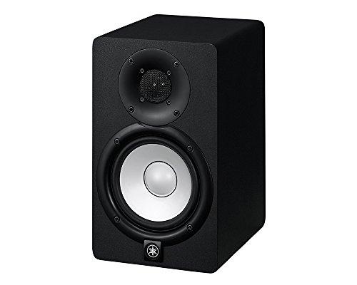 Yamaha HS5 70W Black loudspeaker - Loudspeakers (2-way, Wired, XLR, 70...