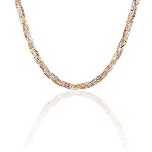 HISTOIRE D'OR - Chaine Argent - Femme - Argent 925/1000