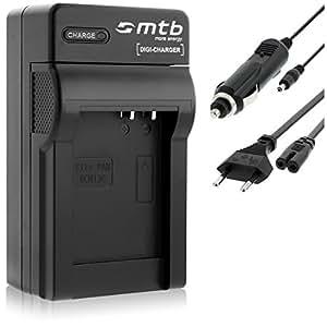 Chargeur DMW-BCM13 pour Panasonic Lumix DMC-FT5, TZ40, TZ41, TS5, ZS30