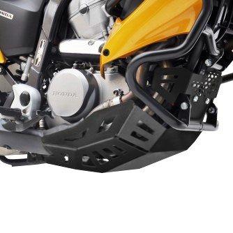 Protezione motore paramotore Honda Transalp XL 700 V 07-14 nero