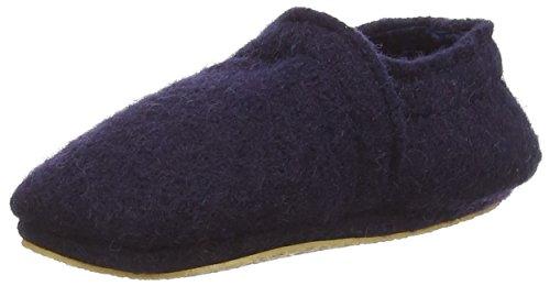 Bebê Escuro azul 32 Engatinhando Menino Sapatos Lea Nanga Azul PFEx00