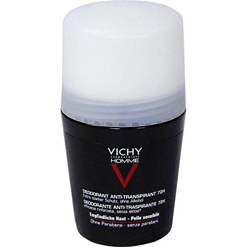 Vichy Homme 72hr Estremo Anti-traspirante Roll On 50ml