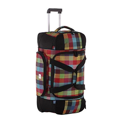 Rada RT/23 Extra große Reisetasche mit Rollen und Trolleyfunktion, Wasserabweisend und strapazierfähig, Jungen und Mädchen, perfekt für Urlaub, mit Rucksackfunktion (85 Liter) XXL