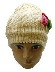 Romano Woolen Winter Cap For Men / Women