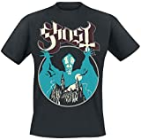 Ghost Opus T-Shirt schwarz L
