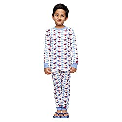 Nuteez Kids Chirpy Pyjama Set for Kids