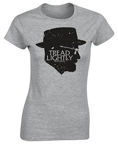 BTS Apparel - T-shirt - Femme Gris