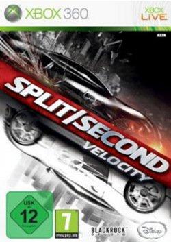 Preisvergleich Produktbild Xbox 360 - Split/Second: Velocity