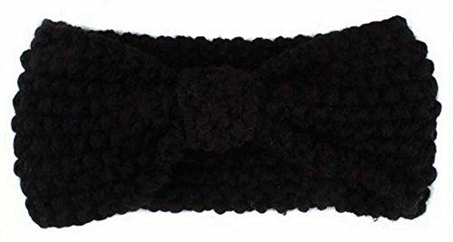 EOZY Baby Mädchen Elastic Schleife Stirnbänder Haarbänder Kopftuch (Stirnband Hut)